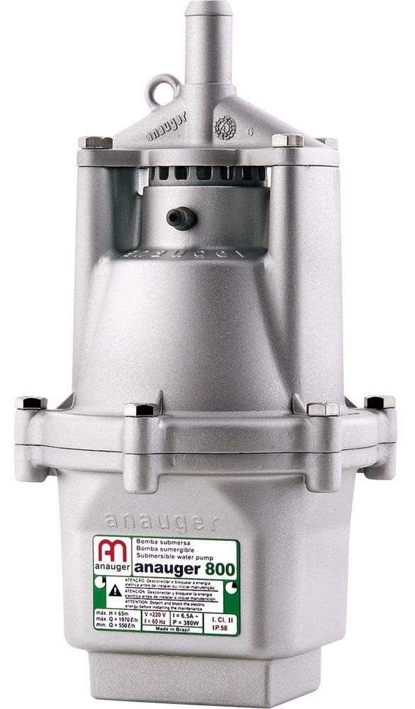4bd1fb0563a17 bomba de água poço submersa anauger 800 380w.110 ou 220v. Carregando zoom.
