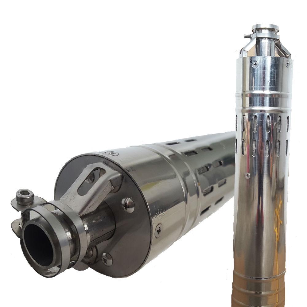 Bomba de agua solar para pozo fuentes riego 5 for Bomba de agua para pozo