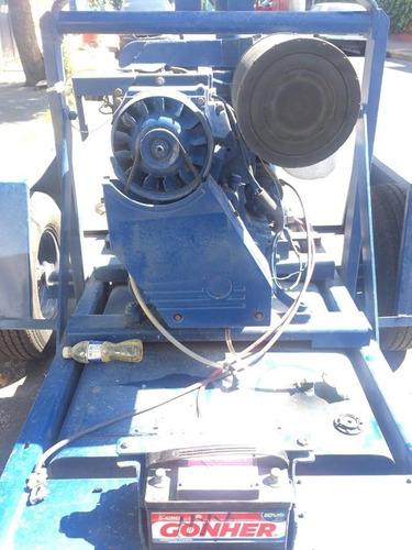 bomba de agua-solidos 4 pulgadas gorman 2000