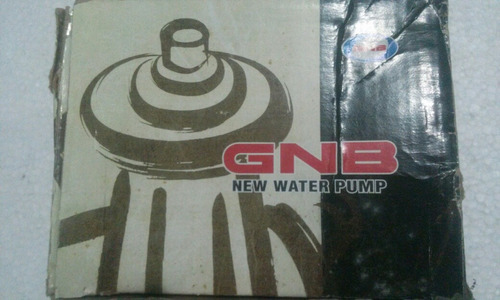 bomba de agua spark / matiz gnb 96666219
