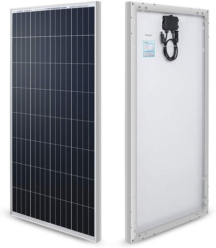 bomba de agua sumergible 12 voltios dc + panel solar 100w