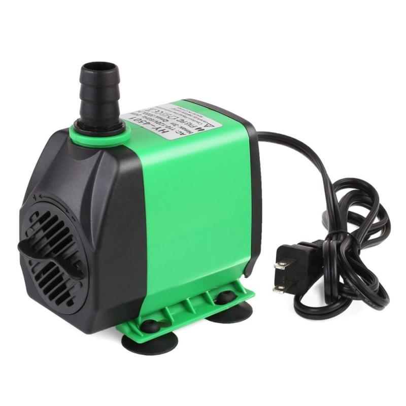 Pet Supplies Bomba De Agua Ultra Silenciosa Para Estanque Acuario. Bomba De Agua Sumergible Pumps (water)