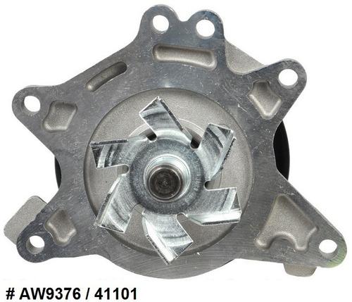bomba de agua toyota matrix base / xr 1.8l l4 2003 - 2008