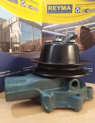 bomba de agua xcmg
