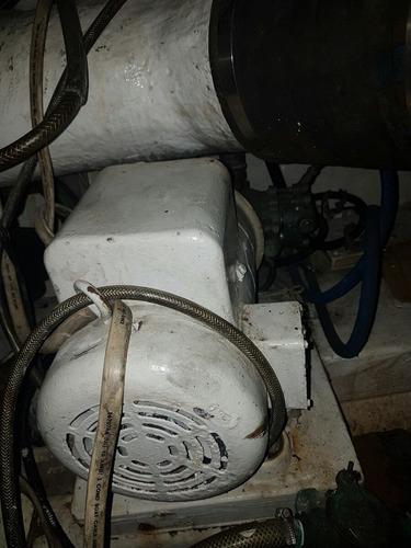 bomba de alta presion para planta desalinizadora