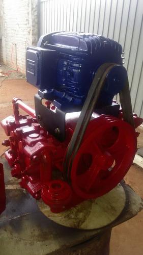 bomba de alta pressão para lavador, motor de 7.5cv