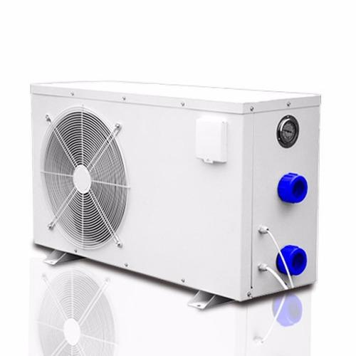 bomba de calor, temperado, calefacción de piscinas 20m3