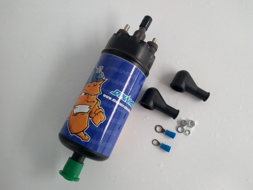 bomba de combustivel gti 7 bar dinamica c/suporte algema