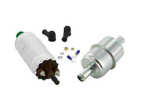 bomba de combustivel gti externa + pré filtro alta vazão