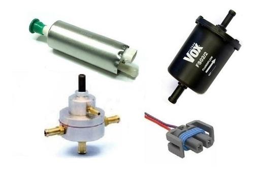 bomba de combustivel monza, + filtro + chicote + dosador