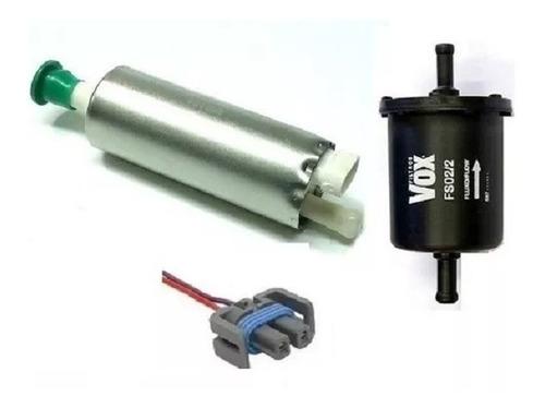 bomba de combustivel monza, kadett + filtro + conector