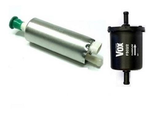 bomba de combustível, monza, kadett + filtro flex