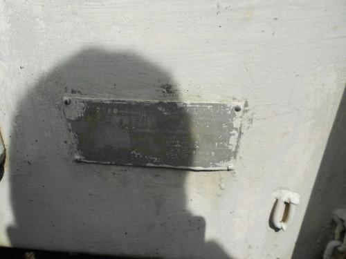 bomba de concreto pedra 1 putzmeister, aceita cartão bnds