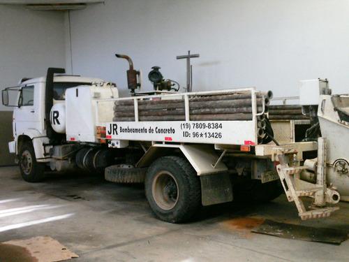 bomba de concreto schwing