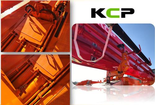 bomba de concreto tipo pluma kcp nuevas koreanas torre bomba