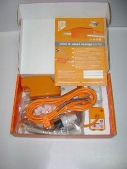 bomba de condensado mini orange (marca aspen)