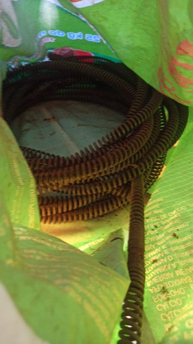 bomba de desentupir esgoto tl 50 usada