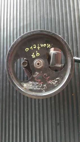 bomba de dirección hidráulica mitsubishi montero sport