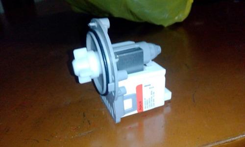 bomba de drenaje de lavadora lg, samsung, daewoo