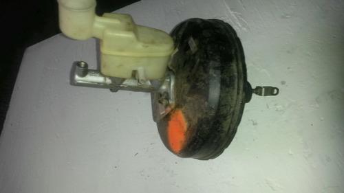 bomba de freno con hidroback toyota hilux 2.7