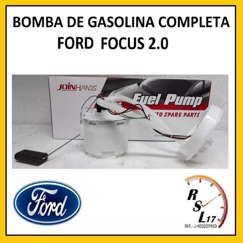 bomba de gasolina completa ford focus 2.0