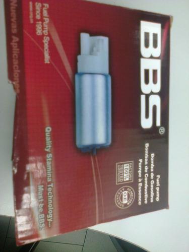 bomba de gasolina electrica universal bbs