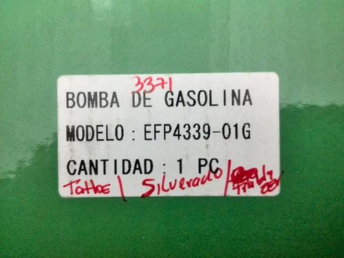 bomba de gasolina tahoe / silverado mu-1314-e rt