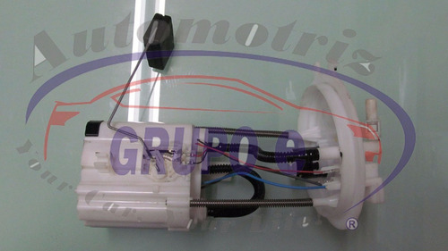bomba de gasolina versa modelos 2012-2018 original de nissan