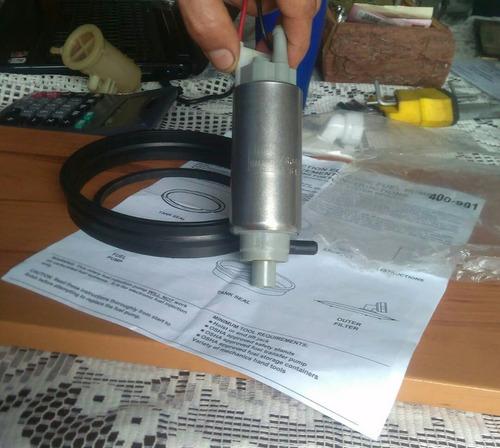 bomba de gasolina walbro original 255lph grj444