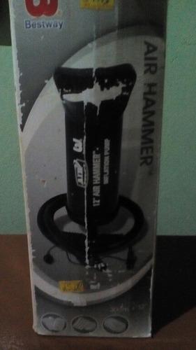 bomba de inflar 12'' air hammer