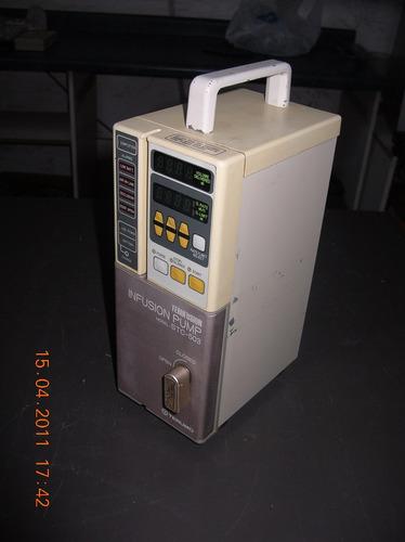 bomba de infusion marca terumo modelo 503