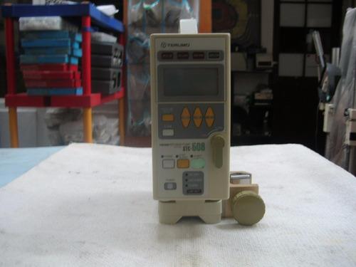 bomba de infusion marca terumo modelo stc 508