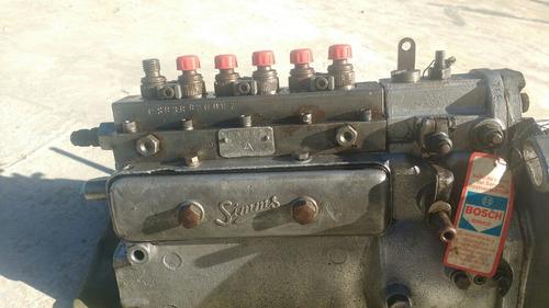 bomba de inyeccion 6 cilindros ford
