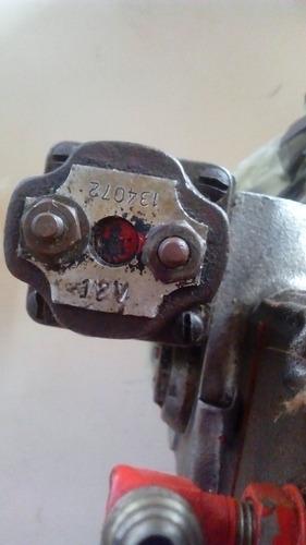 bomba de inyección cummins - ford 8000 - 6 cilindros