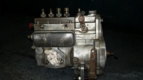bomba de inyeccion diesel motor ford 6600 4 cilindros
