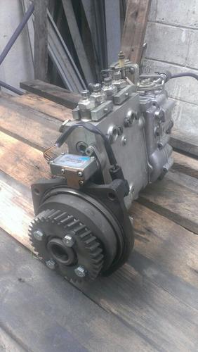 bomba de inyeccion npr con turbo