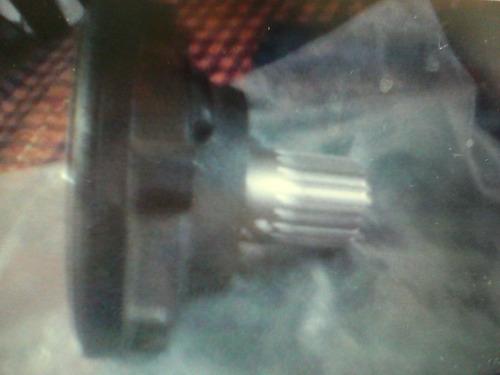 bomba de la caja de retroexcavadora cat 416,426,438 6y3864