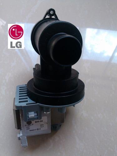 bomba de lavadora lg original 35w