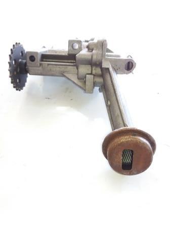 bomba de óleo renault megane / sandero 1.6 16v original