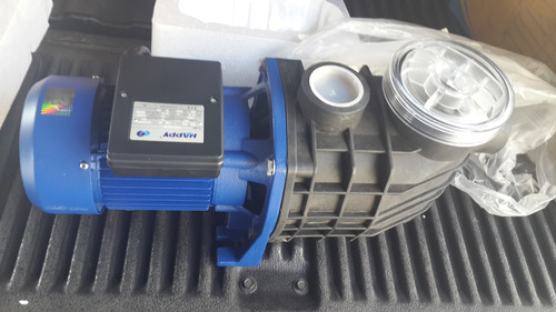 bomba de piscina happy pump 3hp 220v 60hz 2x2pulg hfc-2200