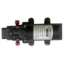 bomba de presion (presurizador)  12.5 lpm 35 psi