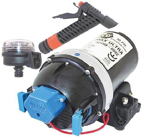 bomba de pressurização jabsco ultra água doce e salgada 7.0