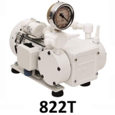 bomba de vació de diafragma. modelo 822t. marca fisatom