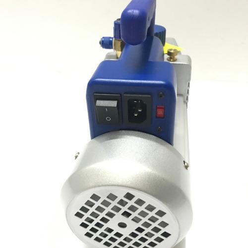 bomba de vacio dosivac dvrii 130lts dos etapas refrigeracion