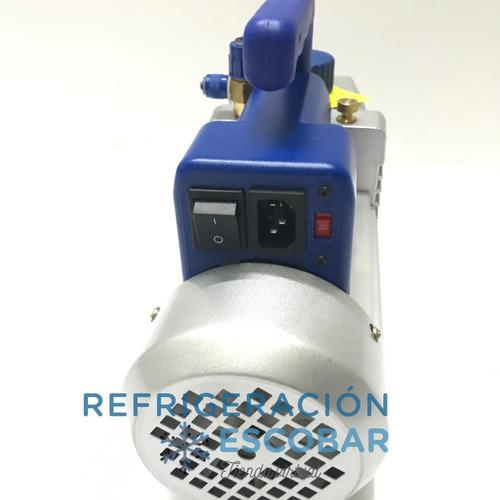 bomba de vacio dosivac dvrii 170lts dos etapas refrigeracion