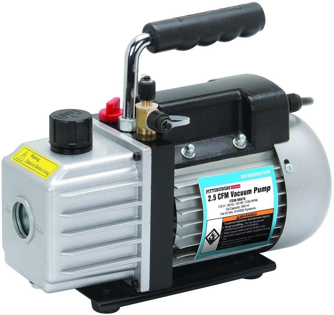 Harbor Freight Vacuum Pump