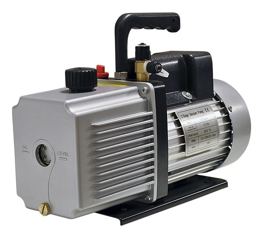 Bomba De Vácuo Vacuum Pump Modelo: Vp2200 - 12cfm Duplo