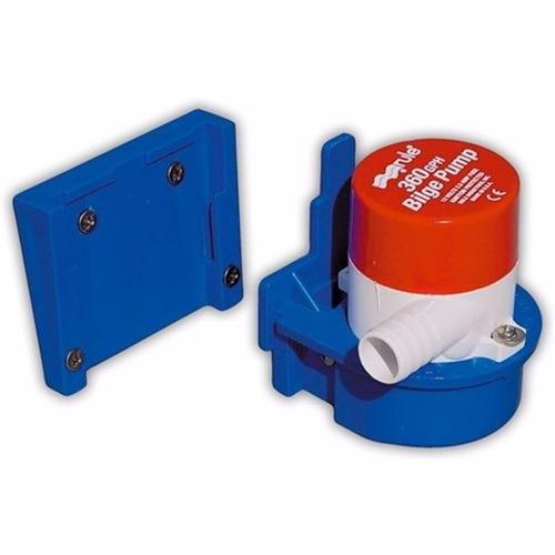 bomba de vivero 800 gph p/ espejo bracket & pump 20rtb rule