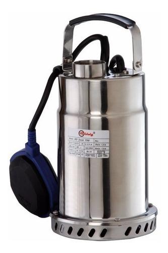 bomba desagote agua limpia motorarg 1 hp sd750 inoxidable