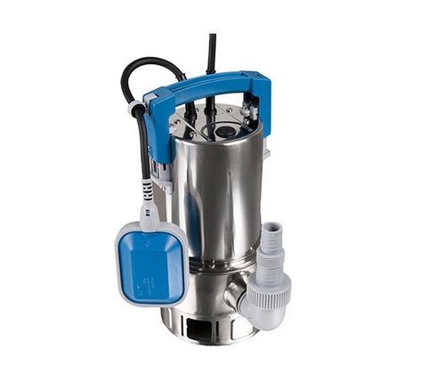 bomba desagote agua sucia motorarg 1,5 hp sm inox 1100